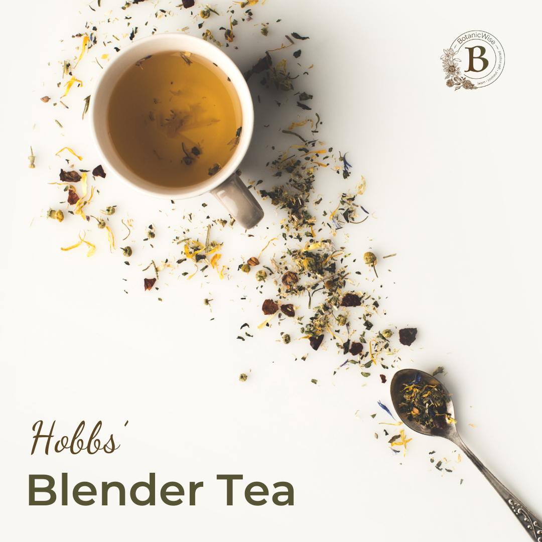 Hobbs Blender Tea